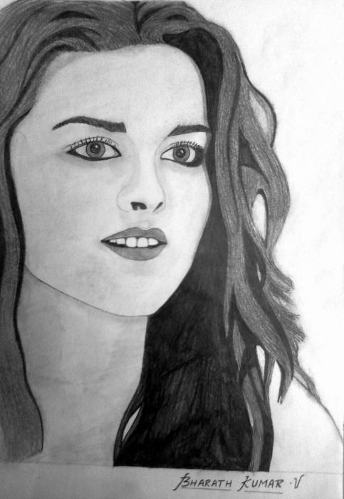 Kristen Stewart por bharath